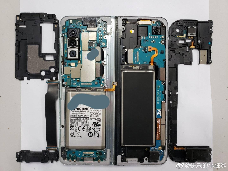 Samsung censure le démontage d'iFixit du Galaxy Fold : voici comment le récupérer