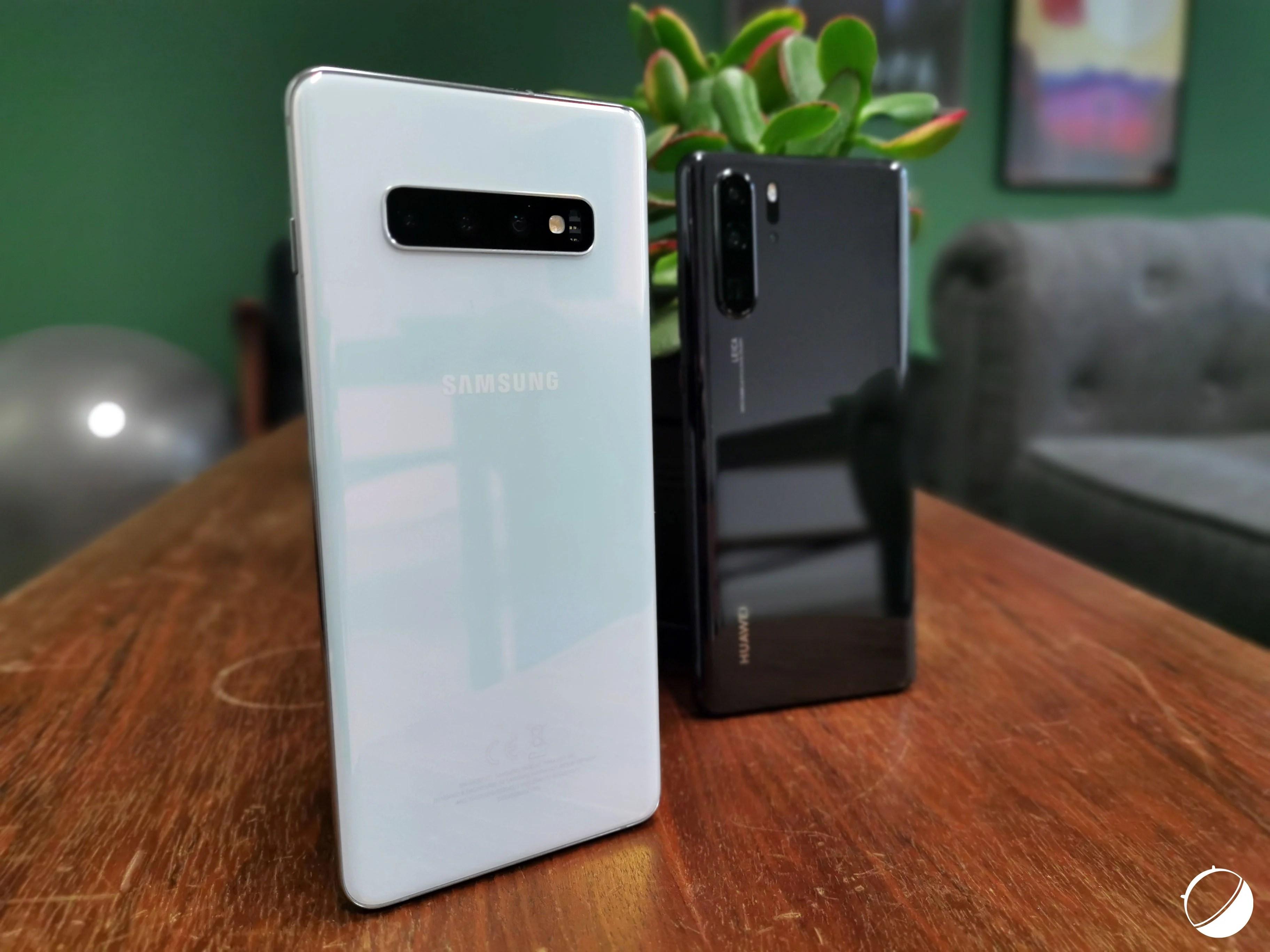 Huawei estime qu'il aurait doublé Samsung en 2019 sans l'embargo américain