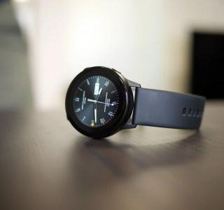 Test de la Samsung Galaxy Watch Active : ce qui est petit est mignon