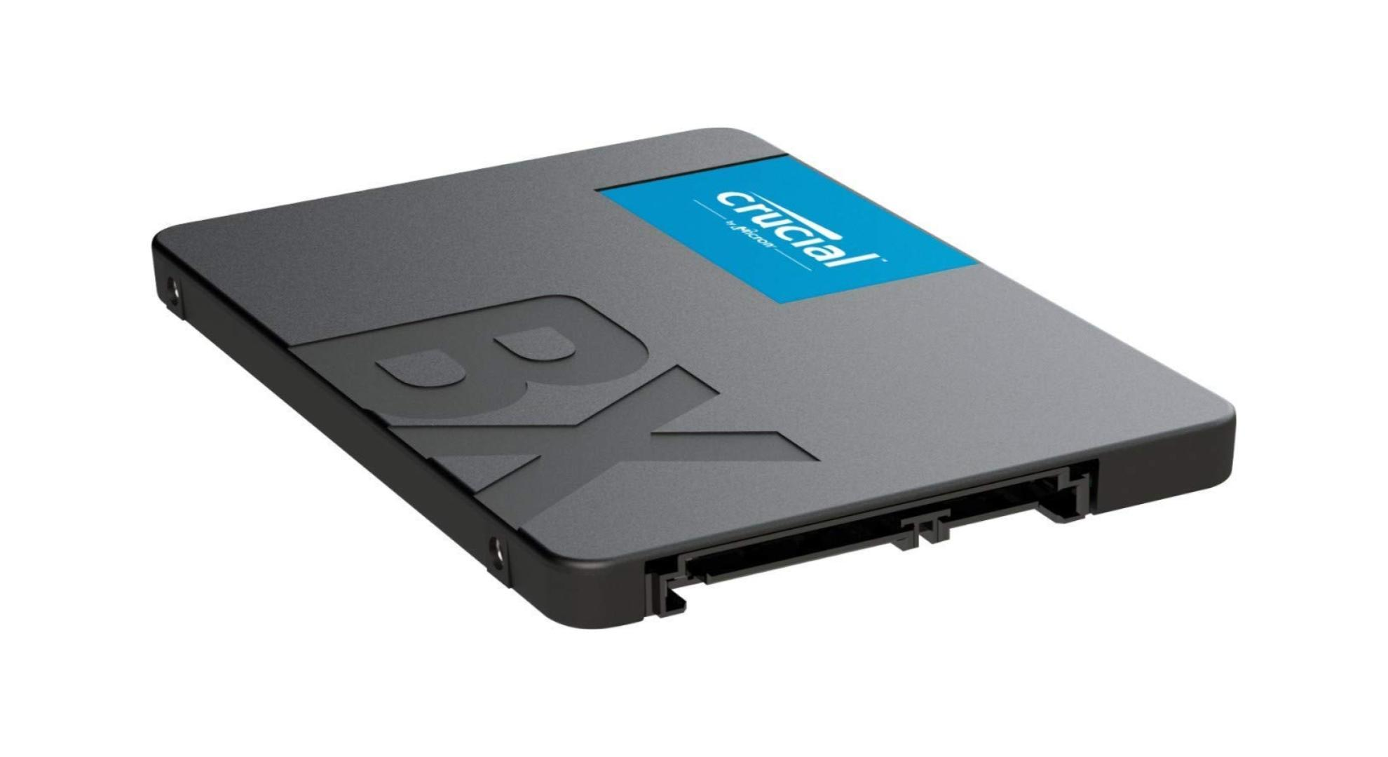 🔥 Bon plan : SSD Crucial 120 Go à 20 euros et 240 Go à 32 euros sur Amazon