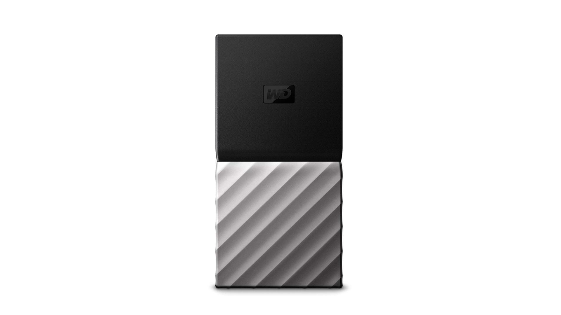 Compact, transportable et léger : le SSD WD My Passport (512 Go) est à 83 euros