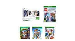 🔥 French Days : 194 euros pour la Xbox One S avec 4 jeux et 2 abonnements offerts (Xbox Game Pass et Xbox Live Gold)