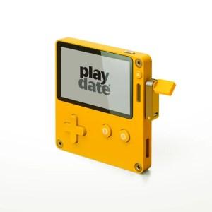 Playdate : une intrigante manivelle pour cette console portable