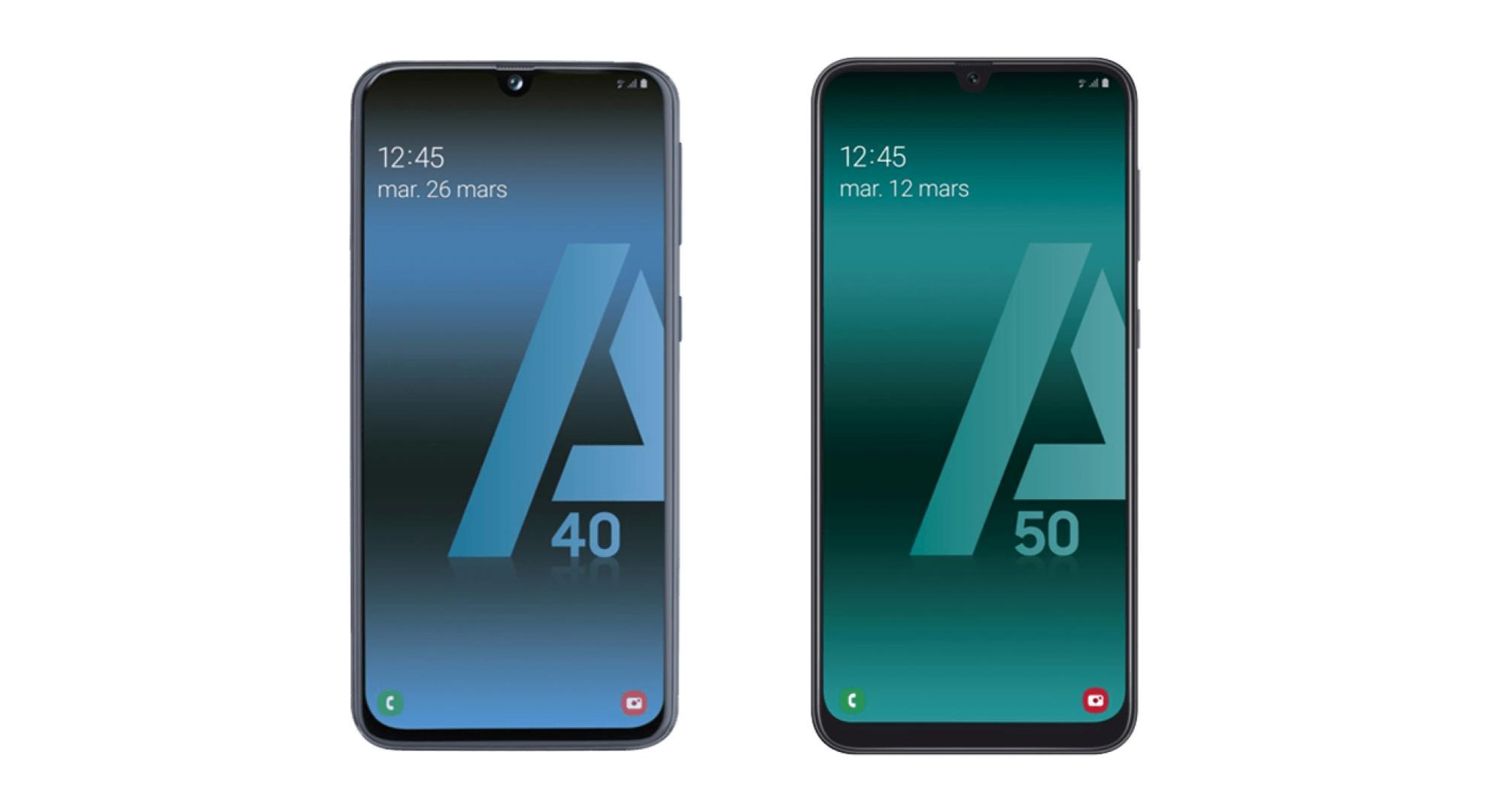 🔥 Bon plan Samsung : le Galaxy A50 à 319 euros et le Galaxy A40 à 239 euros