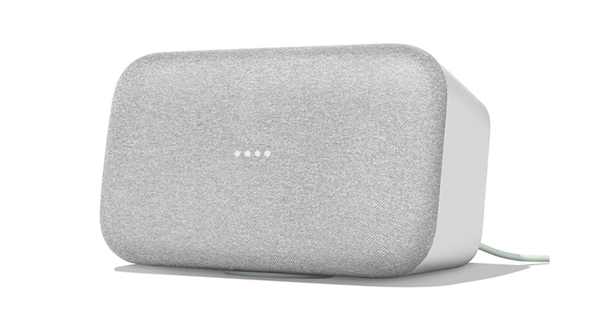 Le Google Home Max coûte désormais le prix du Home classique à sa sortie