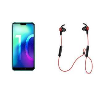 🔥 Bon plan : 299 euros pour le pack Honor 10 (128 Go) + écouteurs Bluetooth AM61 sur Amazon