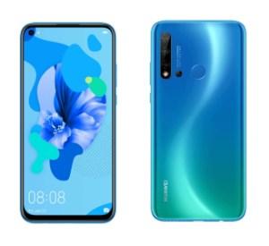 Le Huawei P20 Lite 2019 apparaît en images :  écran percé et 4 capteurs photo