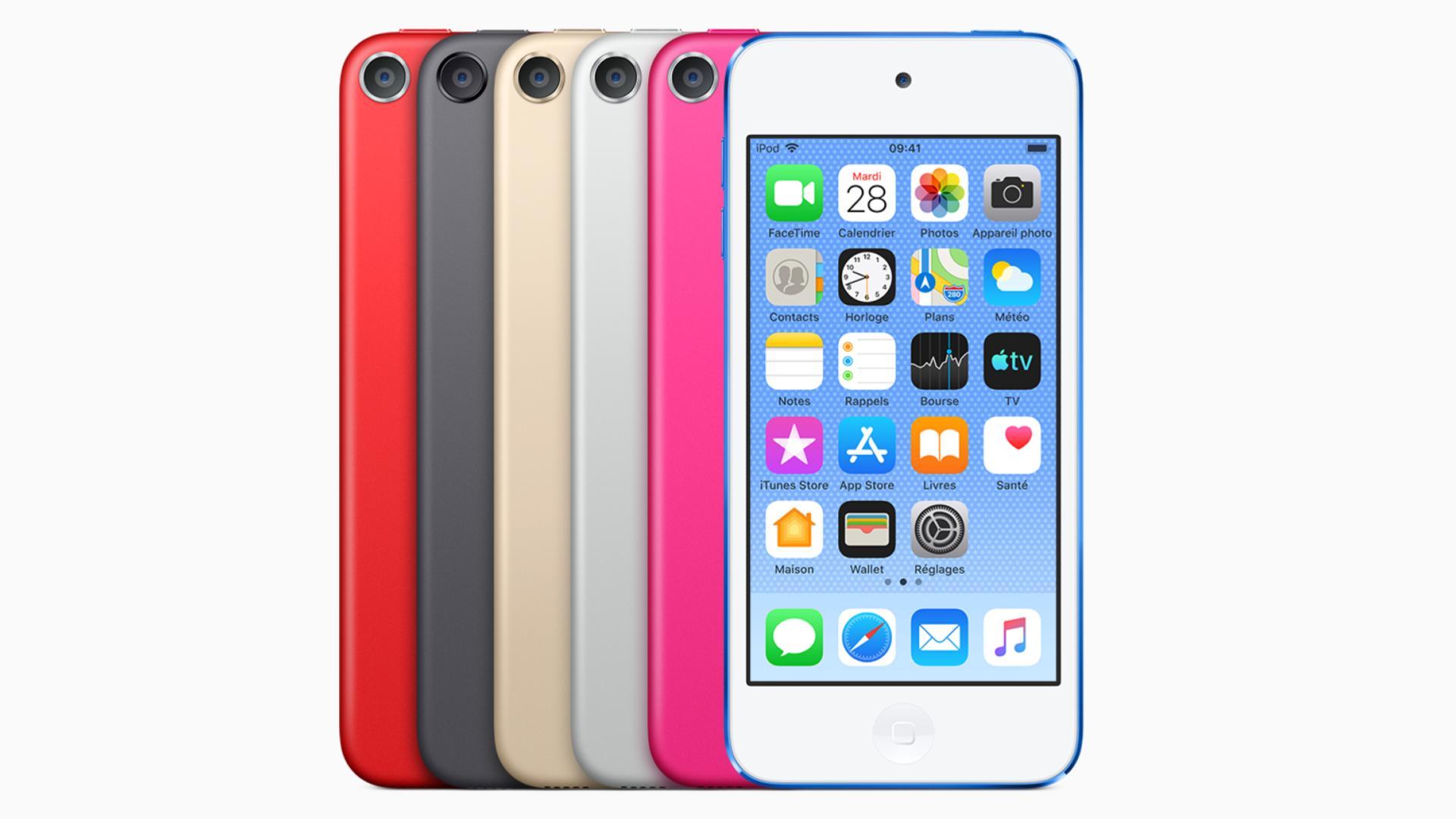 L'iPod Touch (2019) est là, et c'est un fossile vivant