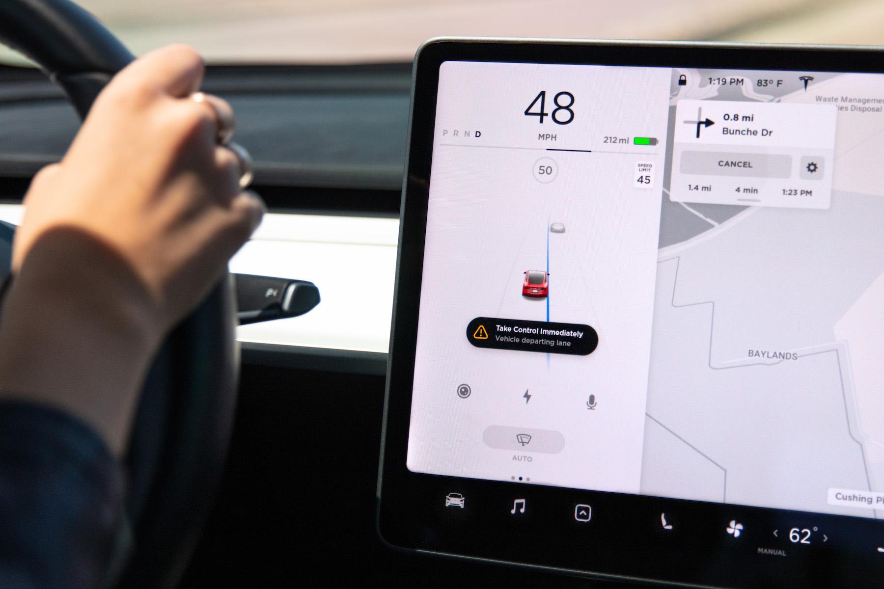 Tesla renforce la sécurité de son Autopilot pour éviter une autre attaque en justice