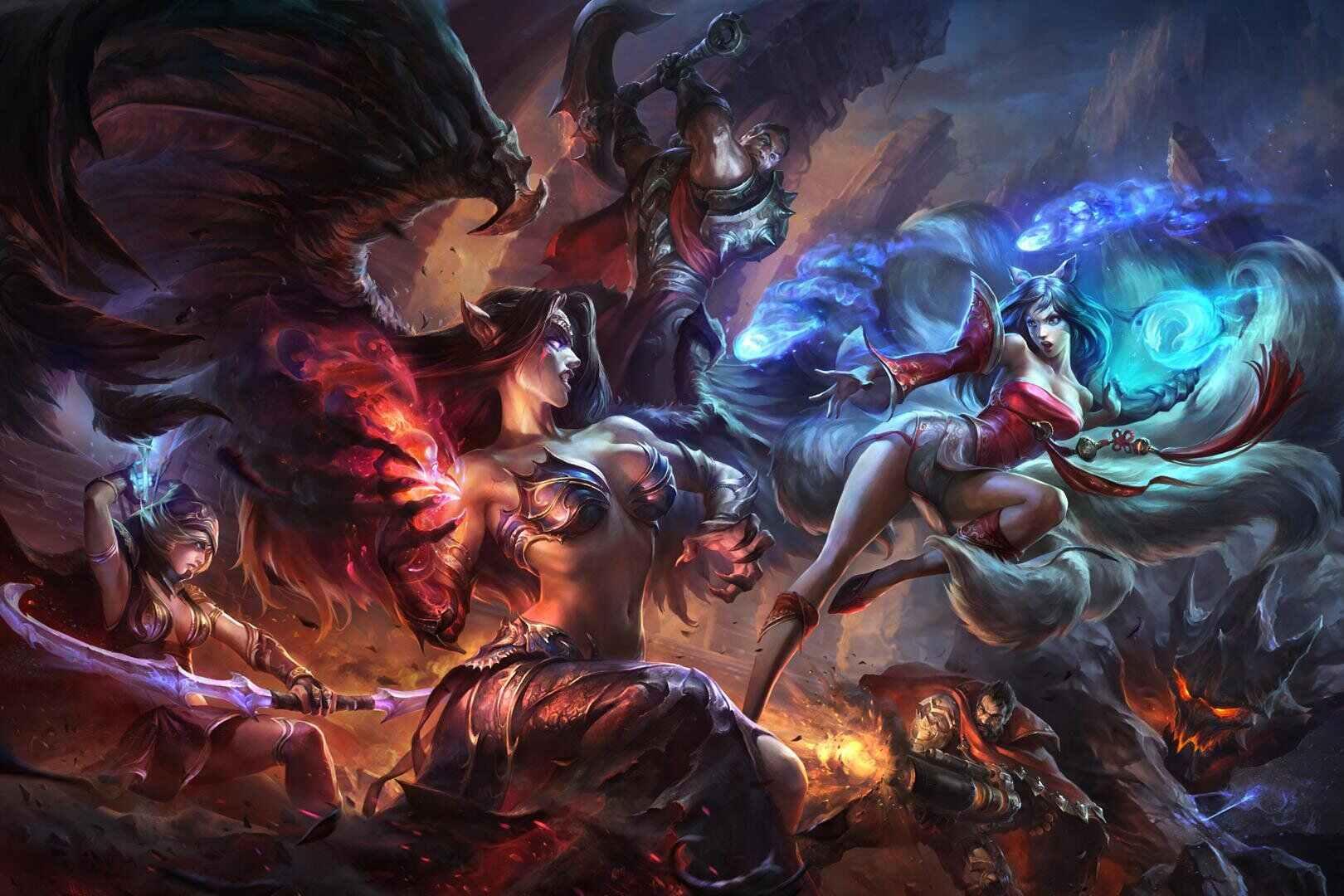 League of Legends sortirait officiellement sur Android et iOS