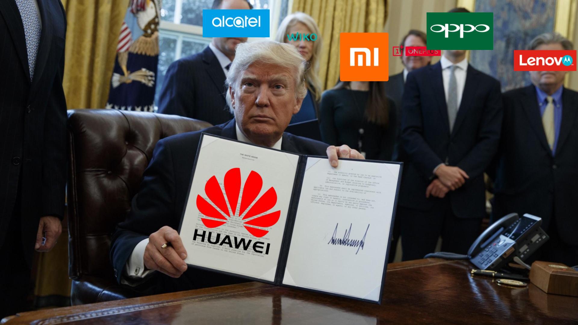 Huawei peut-il survivre sans Google ? Nos réactions à chaud