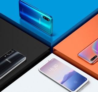 Meizu 16Xs annoncé : une belle fiche technique et un petit prix face à Redmi et Realme