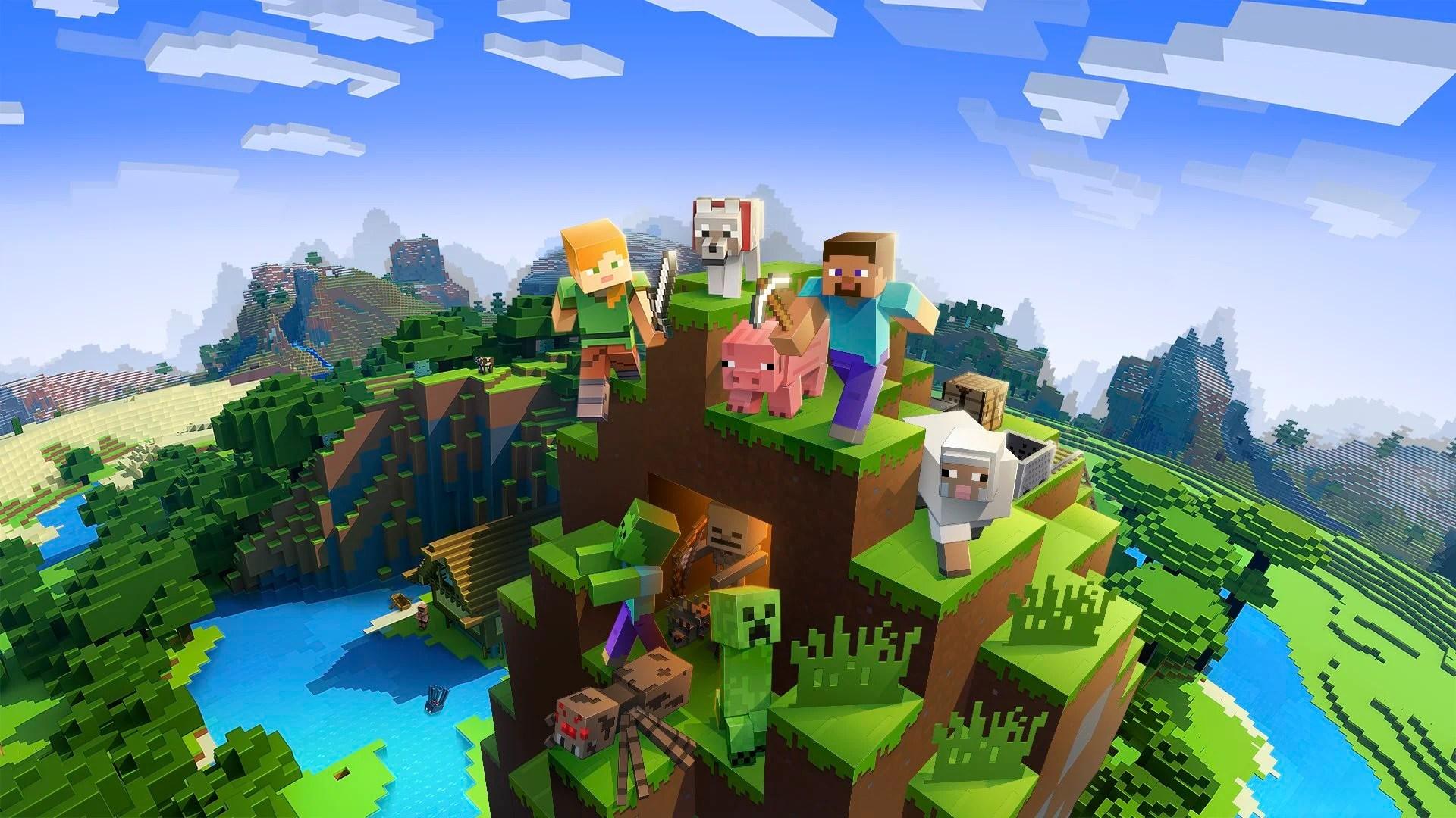 Minecraft : l'identification via un compte Microsoft désormais imposée