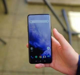 Les OnePlus 7 et 7 Pro plus faciles à utiliser à une main (en bêta)
