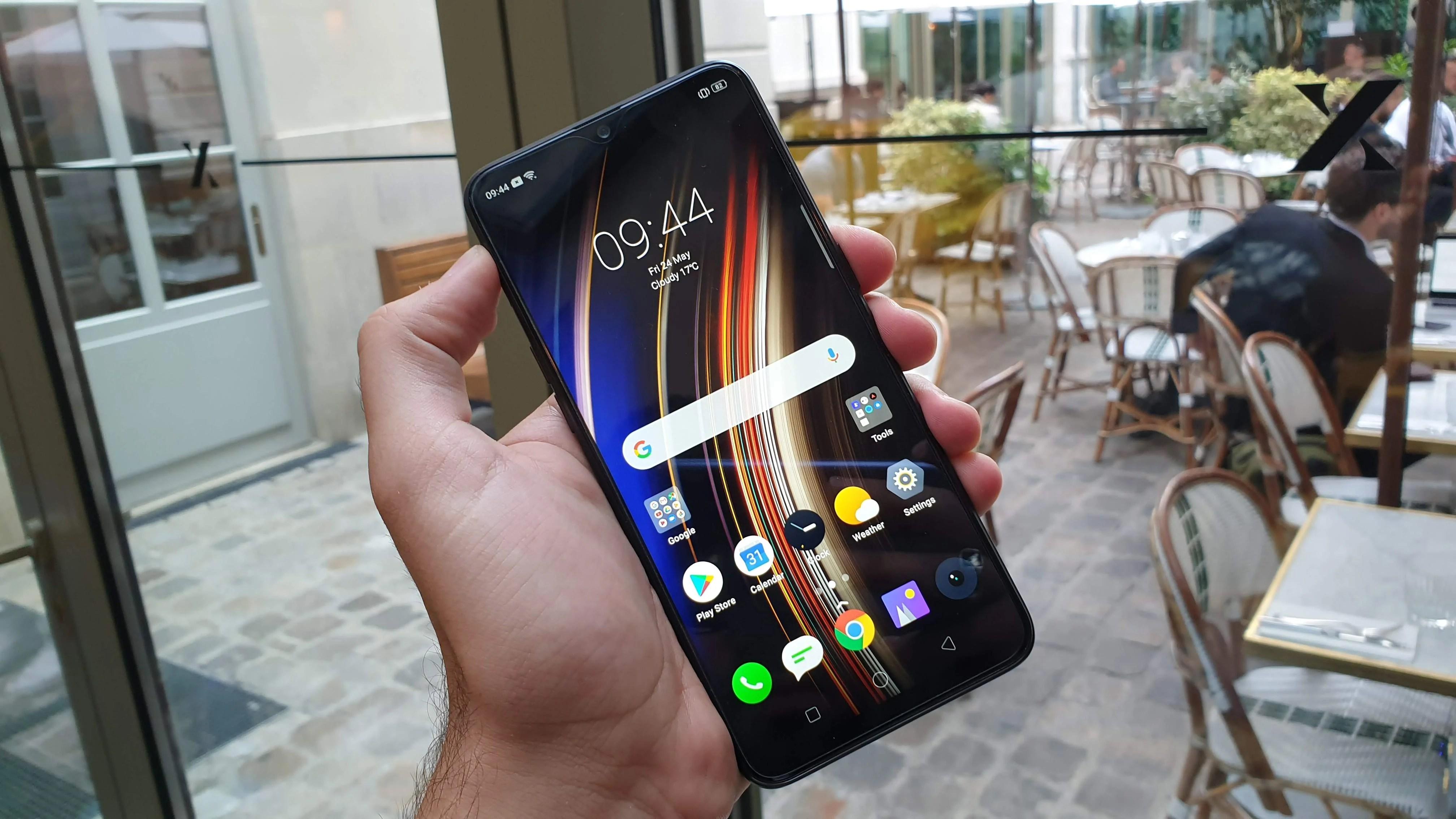 Realme se prépare à l'arrivée d'un smartphone 5G dès cette année