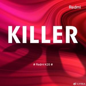 Xiaomi : le smartphone haut de gamme de Redmi s'appellera K20 pour « flagship killer »