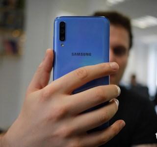 Le Samsung Galaxy A70s sera bientôt officialisé avec un capteur photo de 64 mégapixels