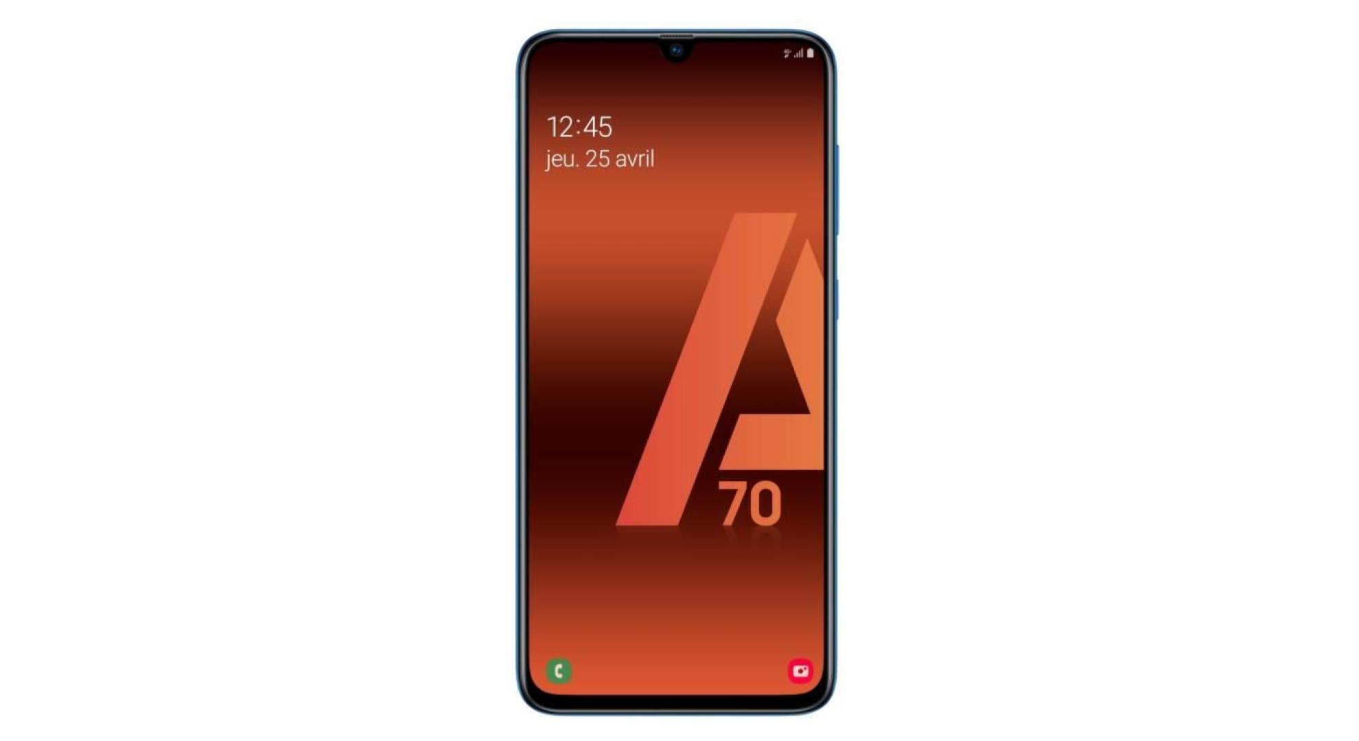 Où acheter le Samsung Galaxy A70 au meilleur prix en 2020 ?