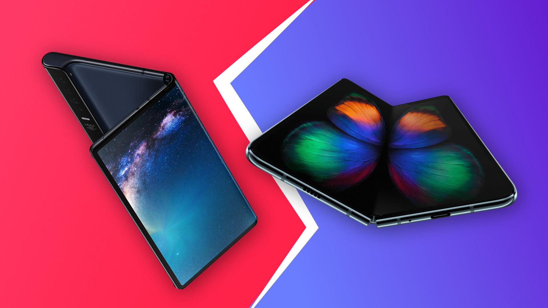 Huawei Mate X, Samsung Galaxy Fold : faux départ pour les smartphones pliables