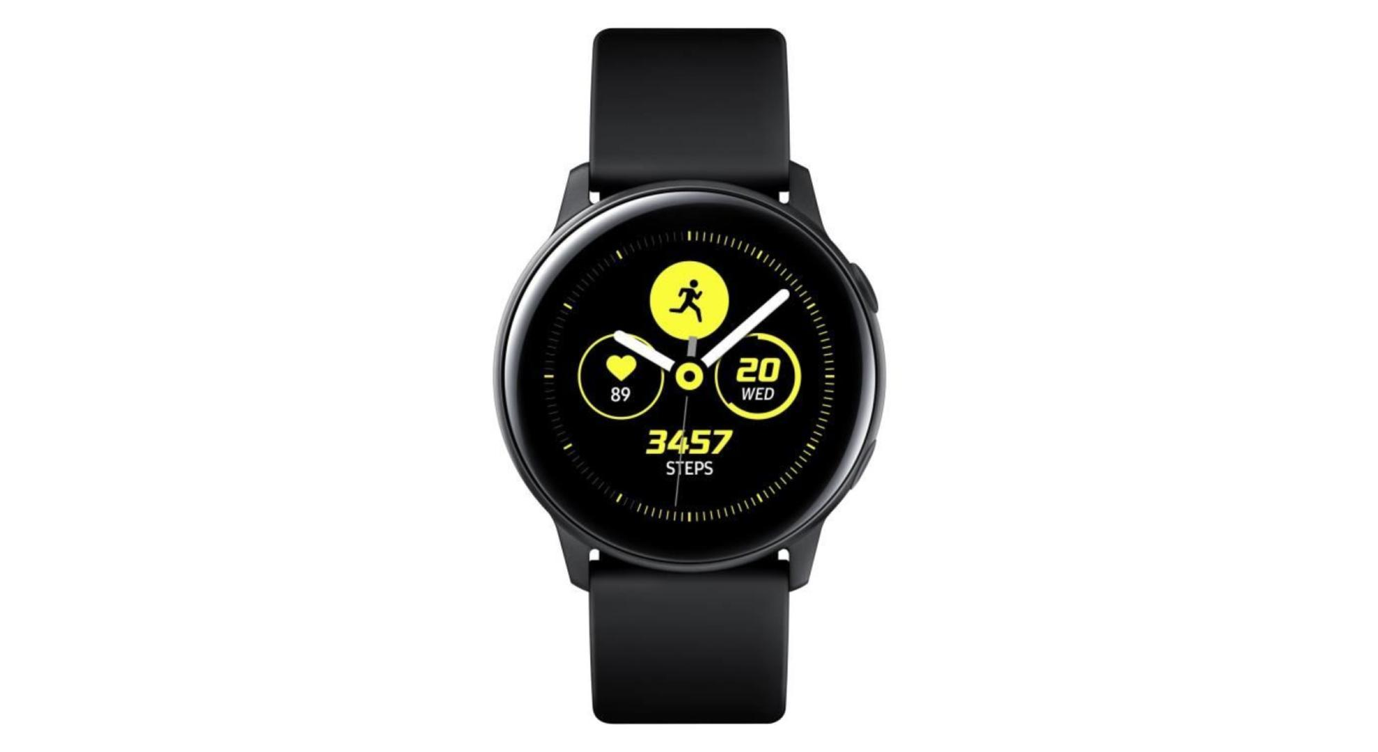 🔥 Bon plan : la Samsung Galaxy Watch Active descend à 211 euros (au lieu de 249 euros)
