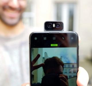 Asus Zenfone 6 : la caméra rotative résiste brillamment à la torture