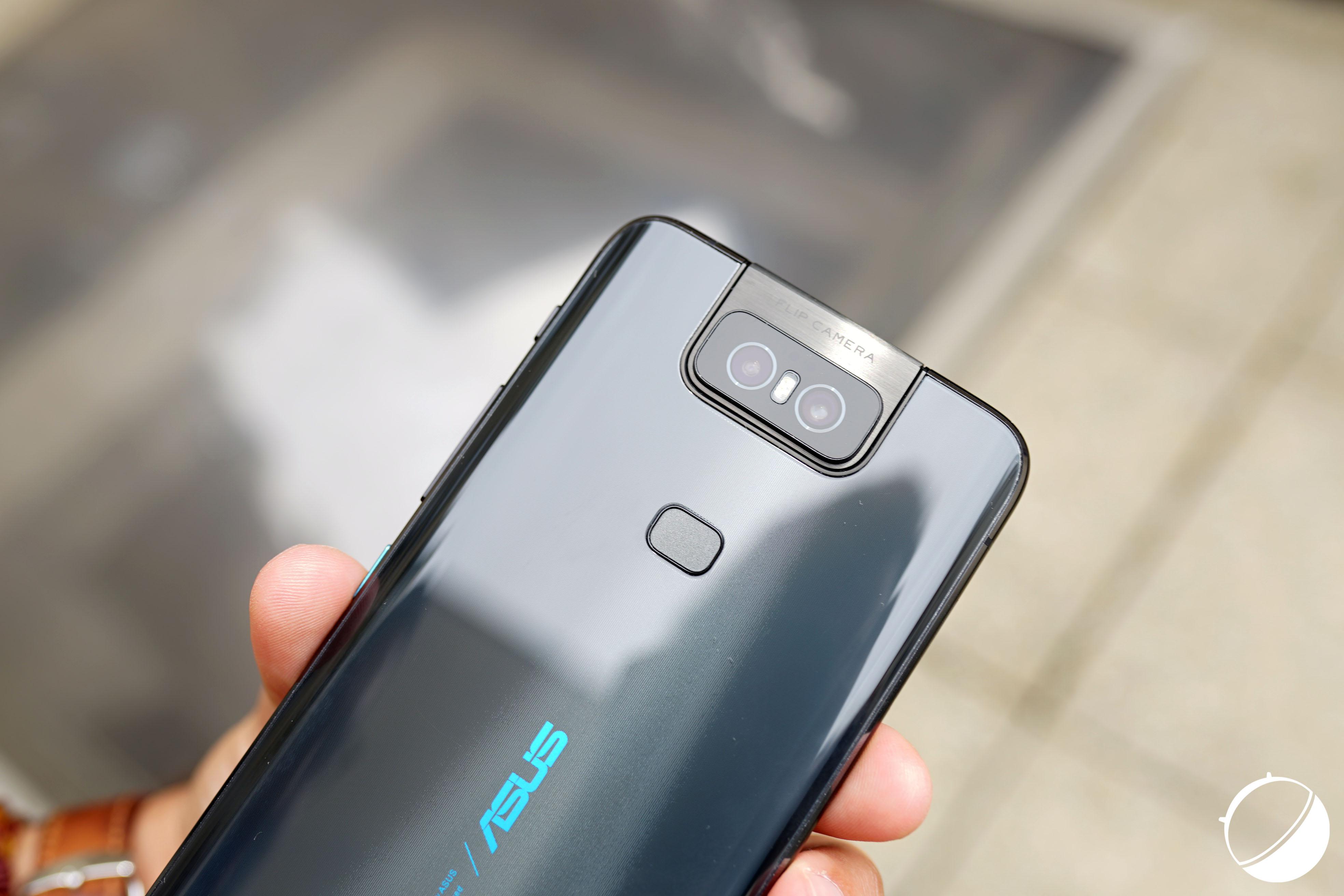 Asus Zenfone 6 : Android 11 s'invite en bêta sur ZenUI