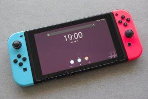 La Nintendo Switch se transforme en tablette Android grâce à cette team