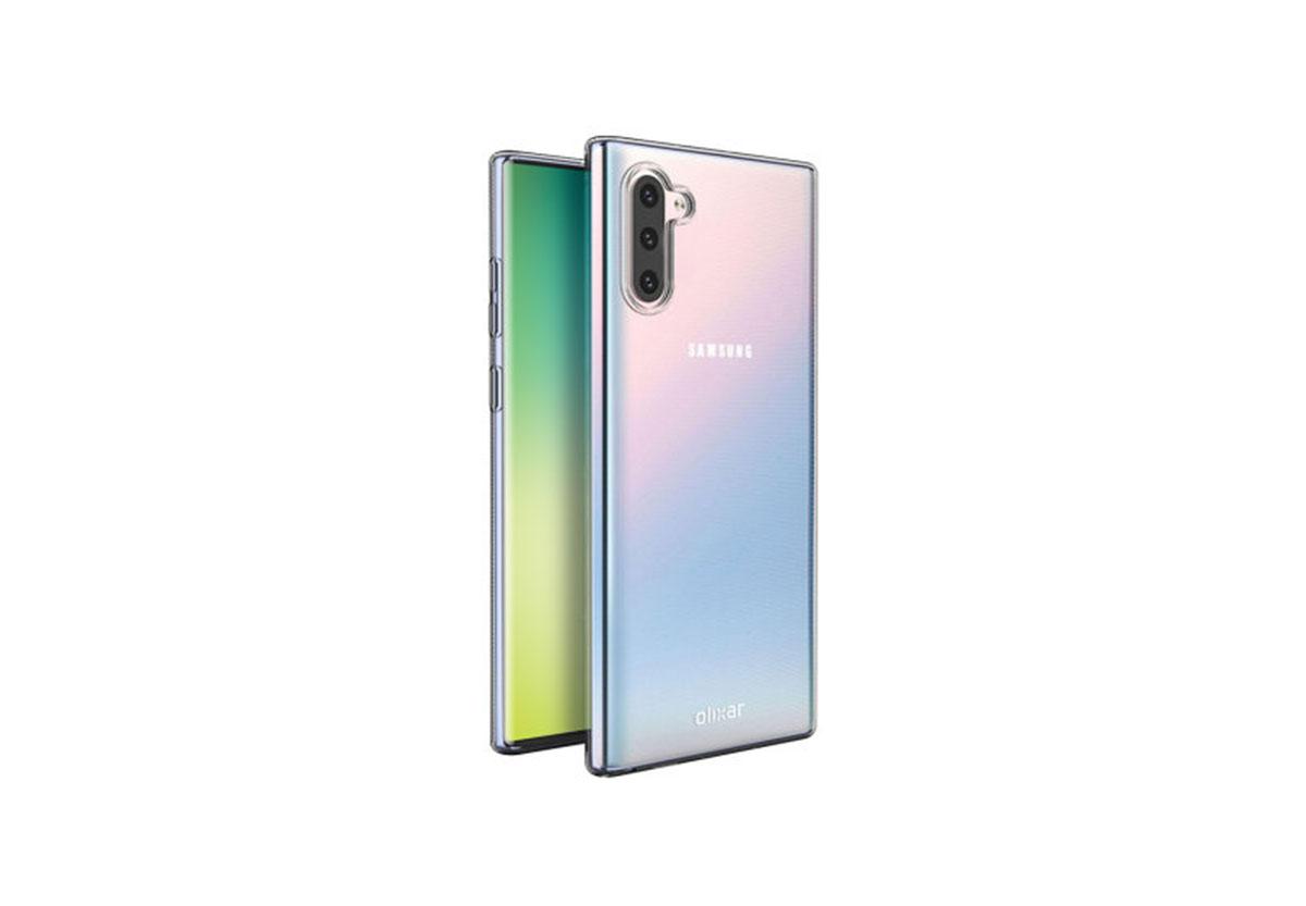 Samsung Galaxy Note 10 : voici les designs imaginés par des fabricants de coques