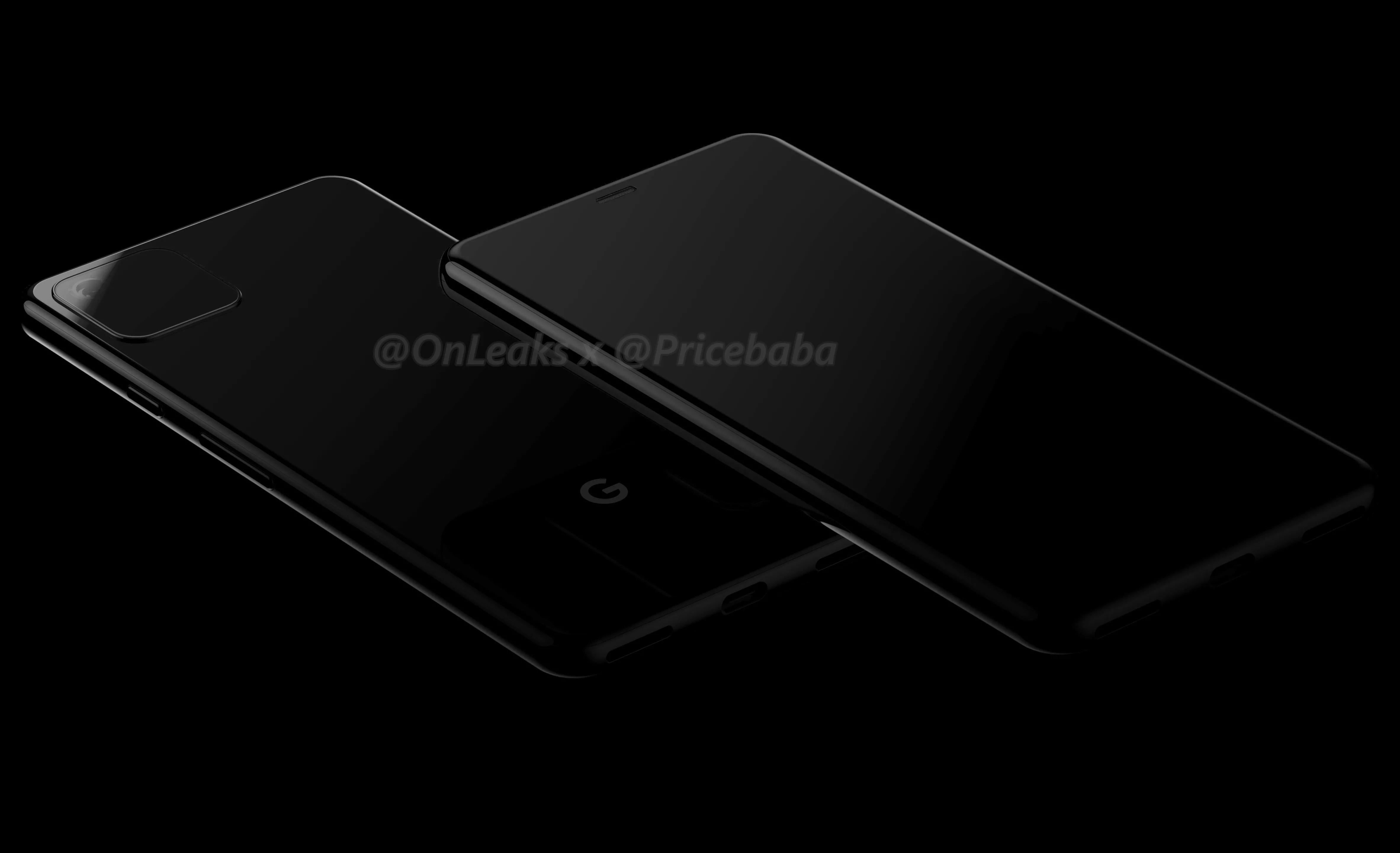 Le Google Pixel 4 ressemblerait au présumé iPhone 2019