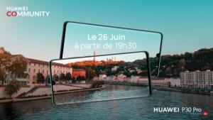 Fans de Huawei ? La nouvelle soirée Huawei Community Lyon aura lieu le 26 juin prochain