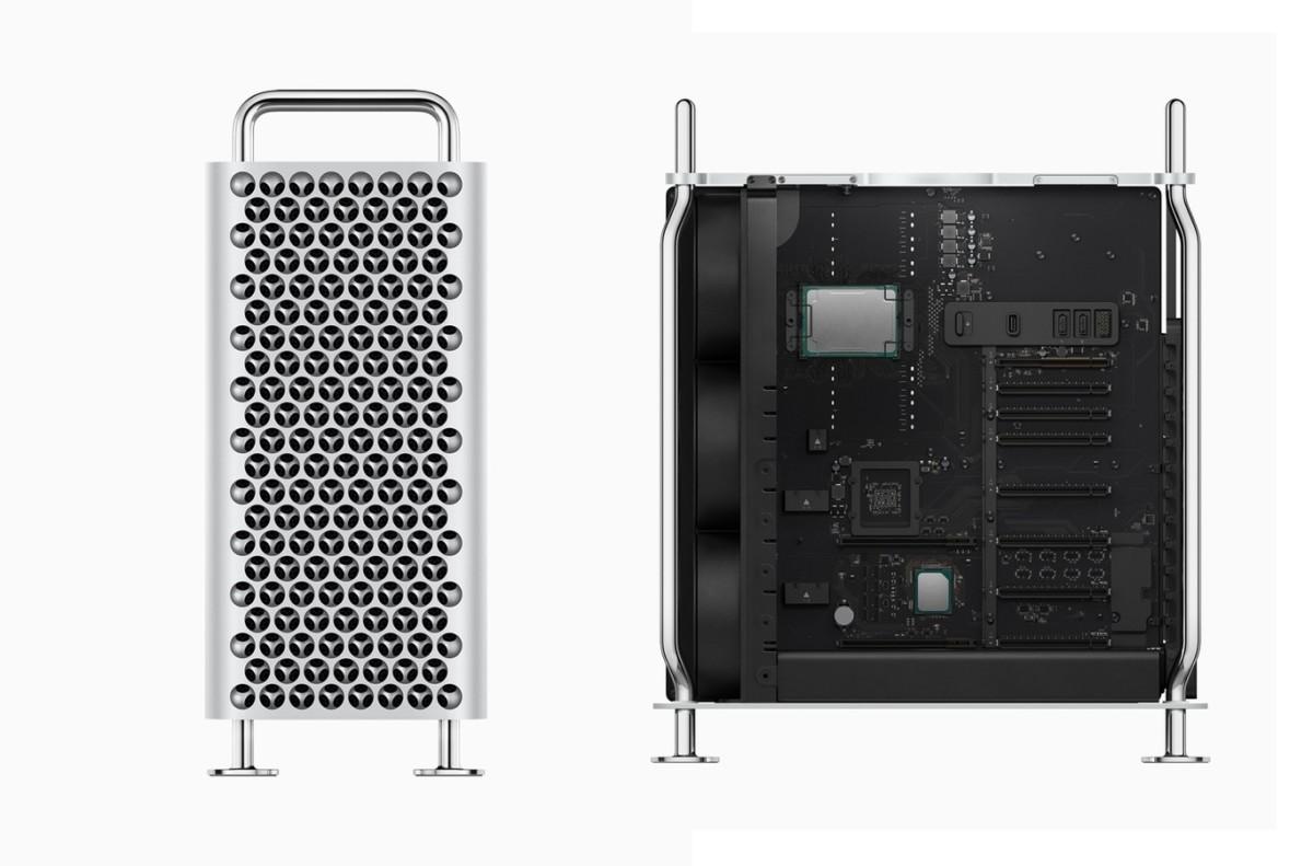 Apple Mac Pro : quand modulaire rime avec propriétaire