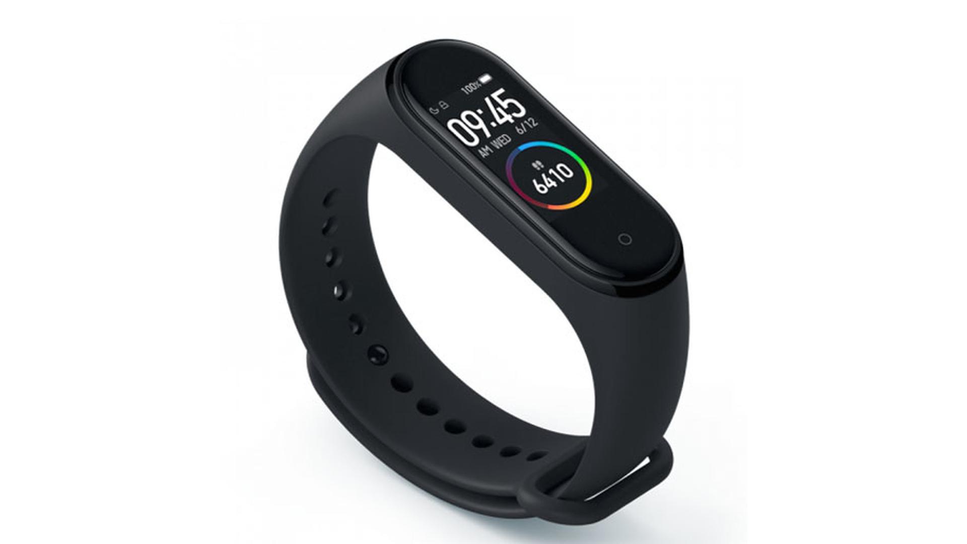 Xiaomi Mi Band 4 : 28 euros pour le bracelet connecté compatible Android et iPhone
