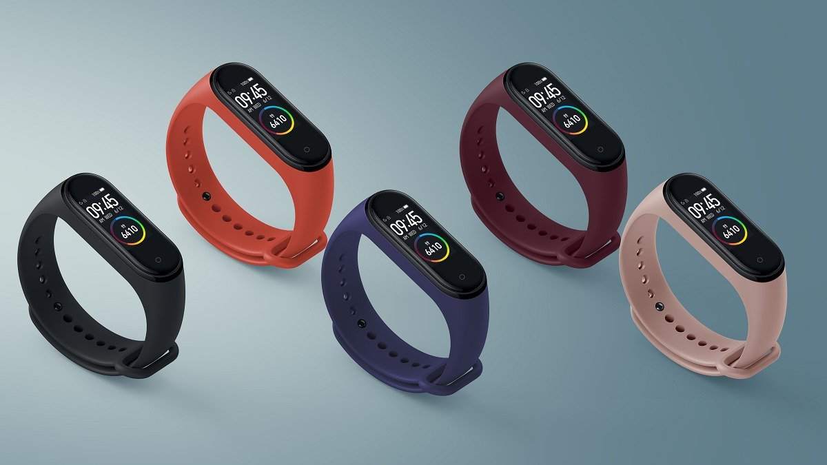 Xiaomi Mi Smart Band 4 : le bracelet connecté à écran couleur arrive en France