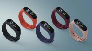 Xiaomi Mi Smart Band 4 : le bracelet connecté à écran couleur arrive en France