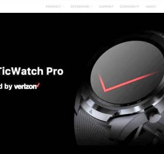 TicWatch Pro : la prochaine montre connectée à double écran devrait profiter de la 4G