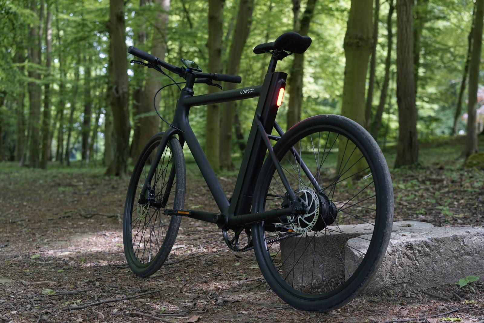 Vélo électrique Cowboy: son app propose des trajets plus sains basés sur la qualité de l'air