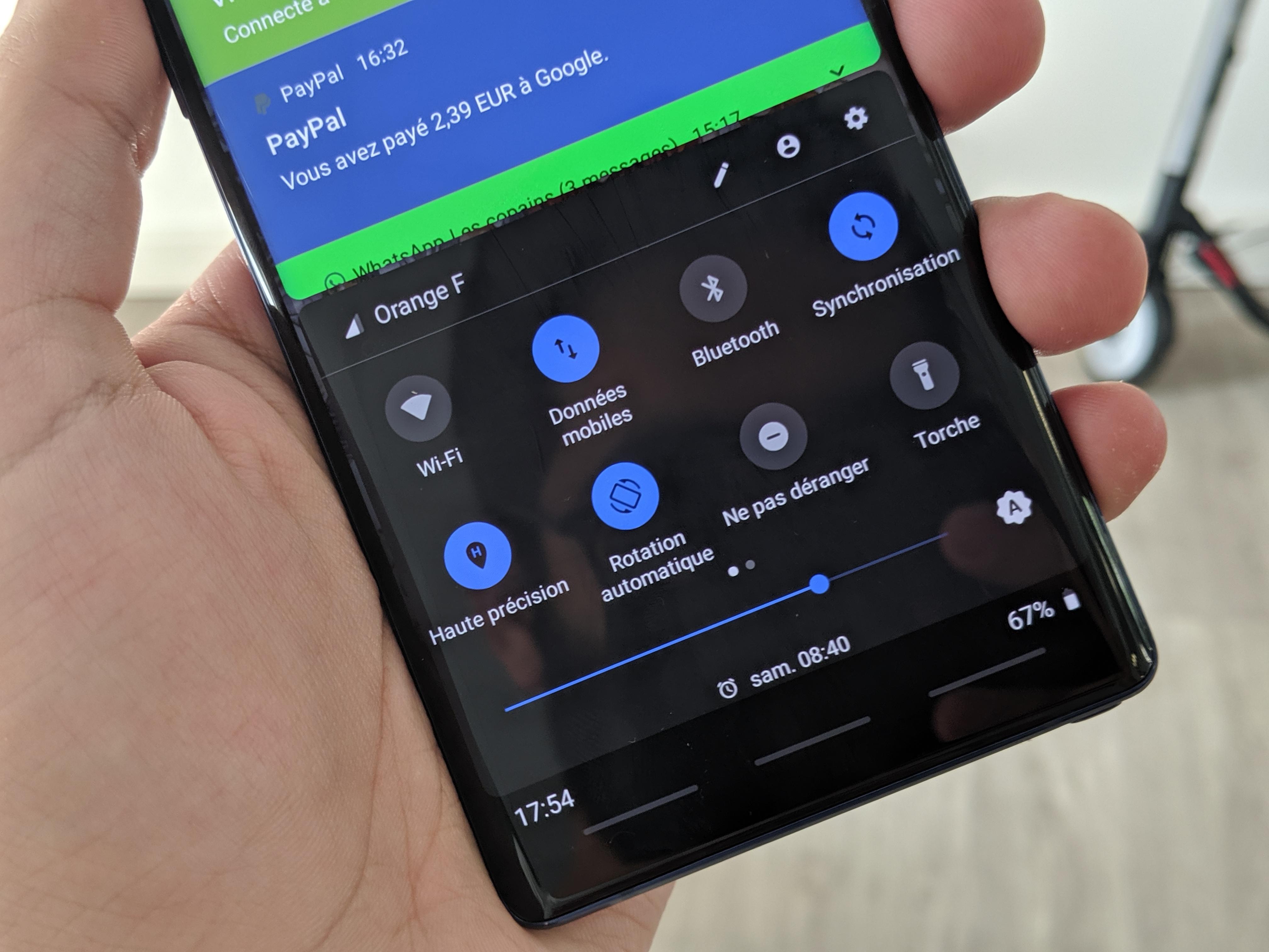 L'app de la semaine : mes notifications toujours à portée de pouce même sur grand écran