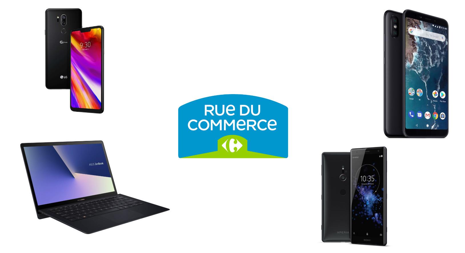 Rue du Commerce : les meilleures offres tech des Soldes d'été 2019