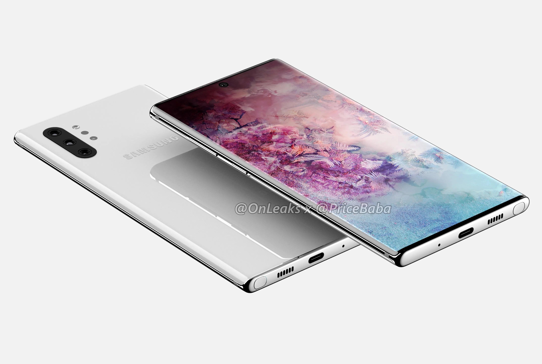 Samsung Galaxy Note 10 : une présentation attendue début août