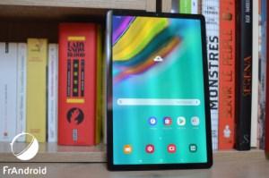Test de la Samsung Galaxy Tab S5e : la tablette Android qui se veut « essentielle »