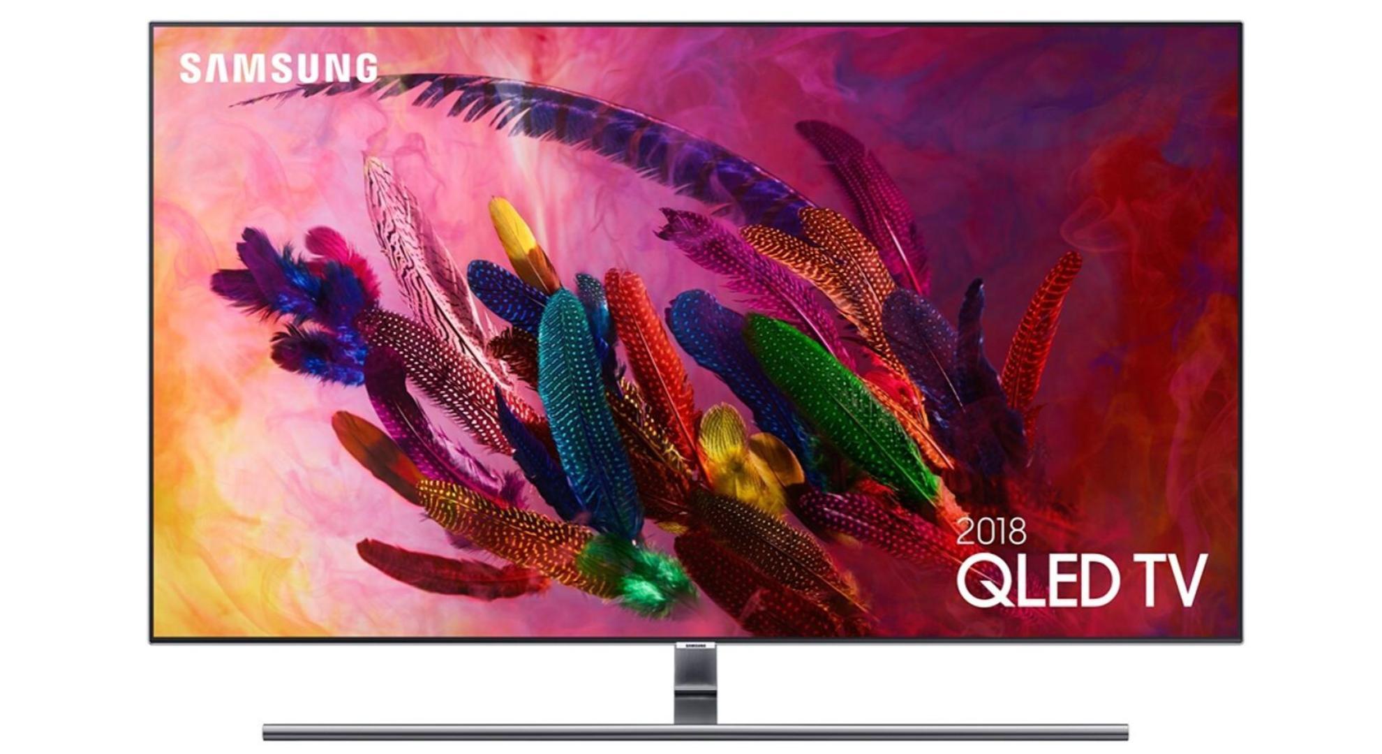 🔥Soldes 2019 : téléviseur Samsung QLED 55 pouces à 849 euros