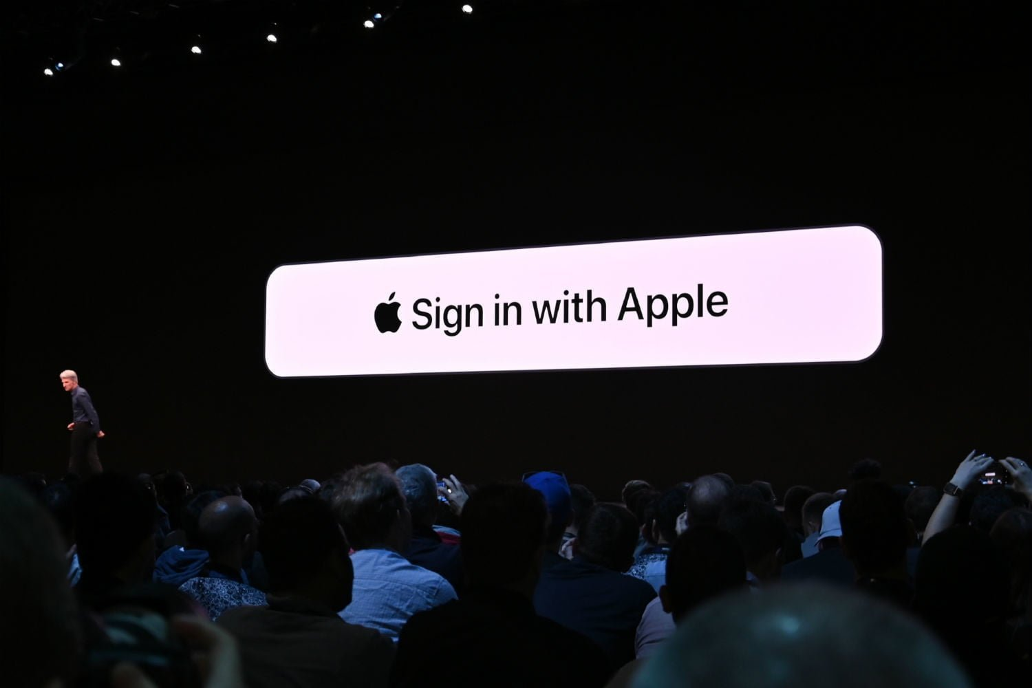 « Sign in with Apple » sera également disponible sur Android et obligatoire sur iOS