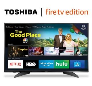Amazon annonce son premier téléviseur Fire TV compatible Dolby Vision
