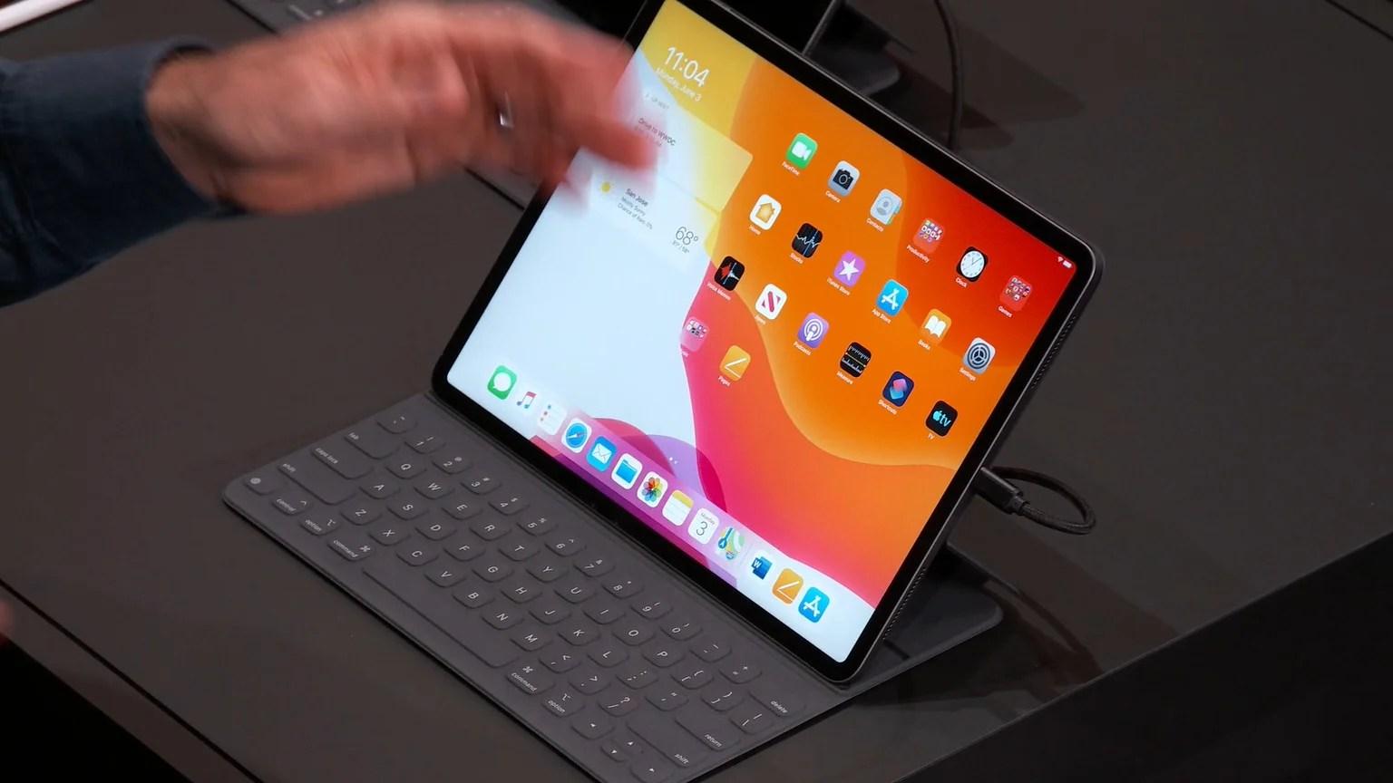 iPadOS (13) : quels sont les iPad compatibles