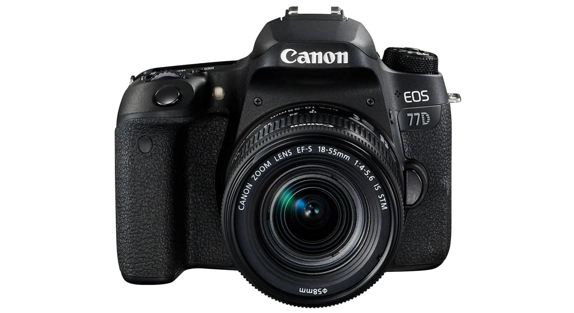 🔥 Prime Day 2019 : Canon EOS 77D à 529 euros, un reflex pour débuter et plus si affinités
