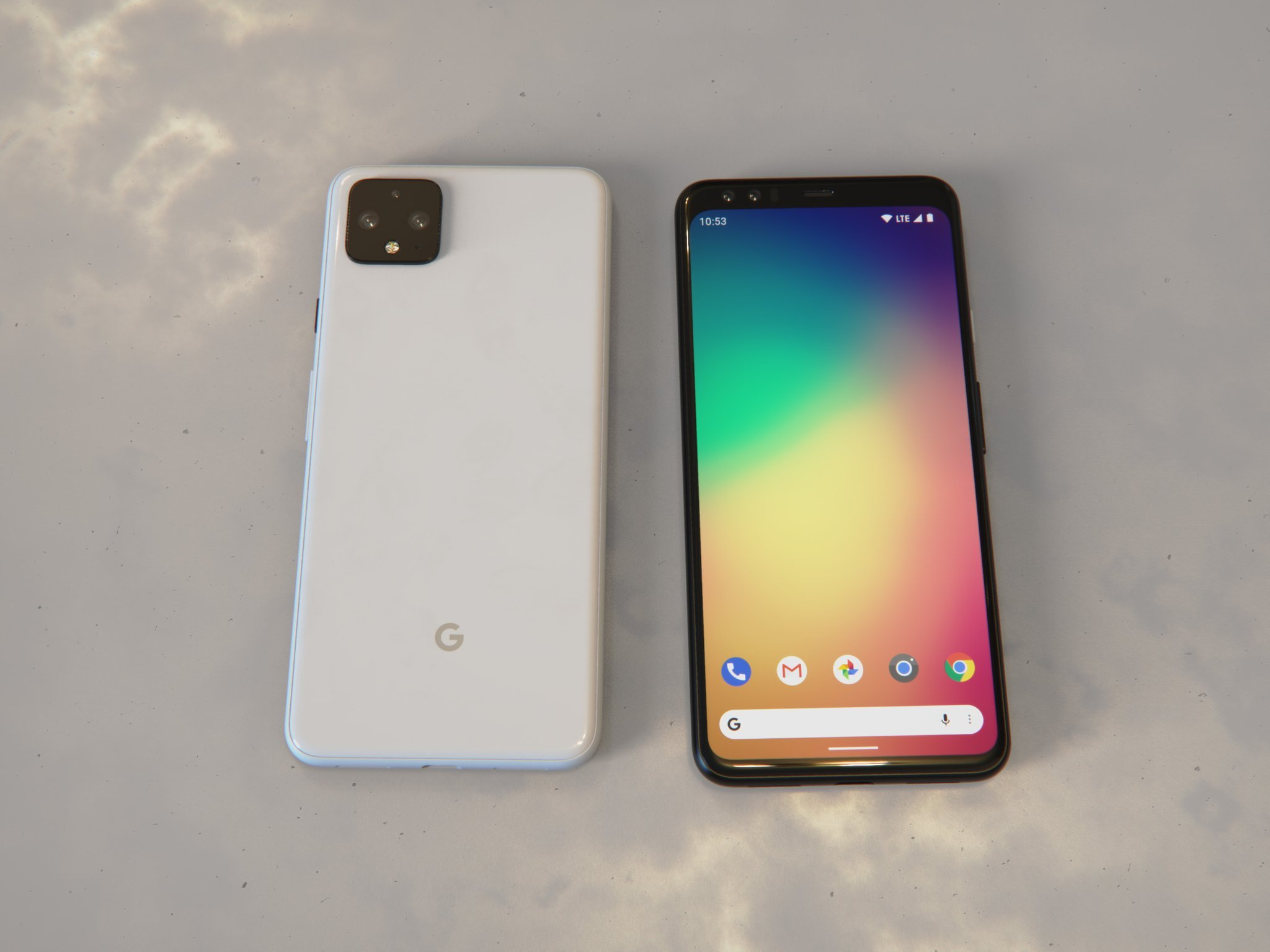 Les Google Pixel 4 et Pixel 4 XL pourraient avoir 6 Go de RAM