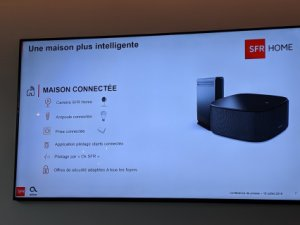 SFR officialise sa Box 8 : Wi-Fi 6, assistant connecté avec Alexa, Dolby Vision (4K HDR) et Dolby Atmos