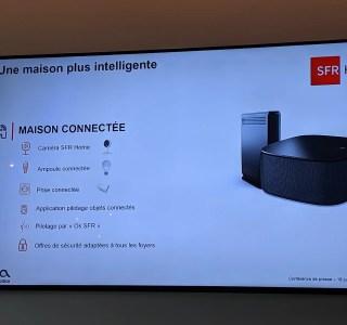 SFR officialise sa Box 8 : Wi-Fi 6, assistant connecté avec Alexa, Dolby Vision (4K HDR) et Dolby Atmos