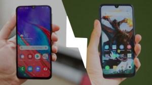 Samsung Galaxy A40 vs Xiaomi Redmi Note 7 : lequel est le meilleur smartphone ? – Comparatif