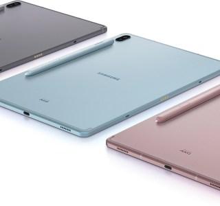 La Samsung Galaxy Tab S6 est officielle avec son lecteur d'empreintes dans l'écran